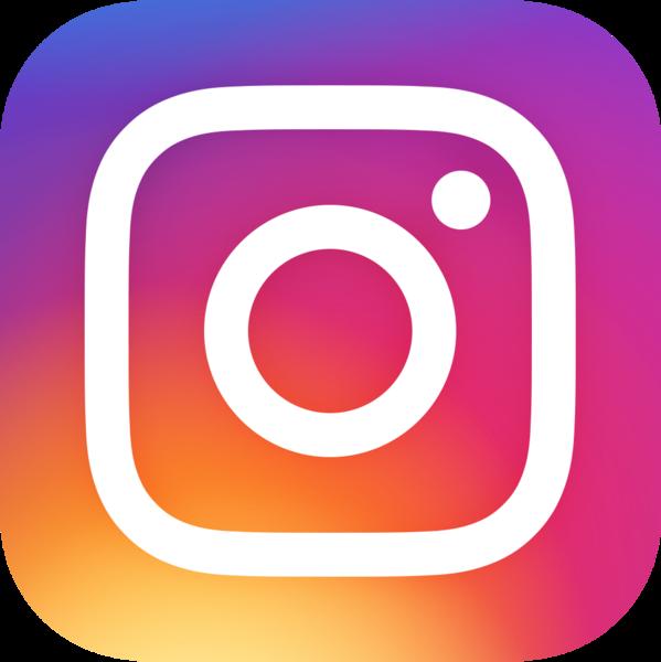 Logo Instagram qui sert de lien pour visiter la page Instafram du Local Training & Squash